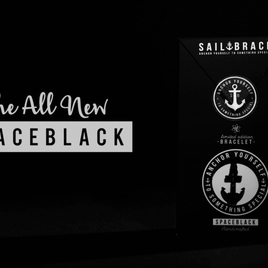 Sailbrace Spaceblack