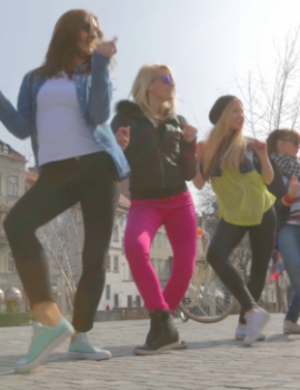 Happy – Plesno Mesto